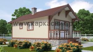 Проект дом «Мини Макс»