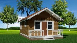Проект дом «Мини +»