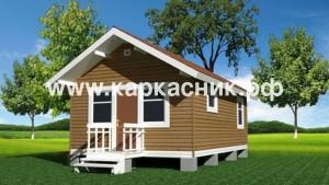 Проект дом «Мини»