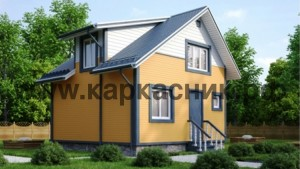 Проект дом «Новый Дачный»