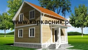 Проект дом «Никольское»