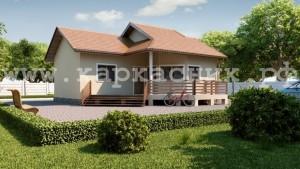 Проект дом «Риджтаун»