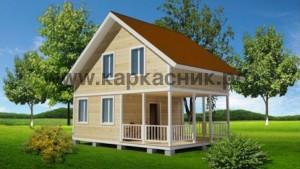 Проект дом «Святогор»