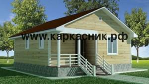 Проект дом «Вологда +»
