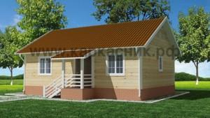 Проект дом «Ярославский»