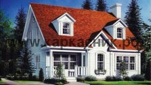 Проект дом «Альпина»