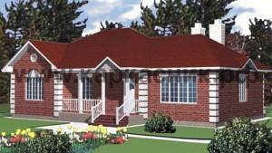 Проект дом «Астория»