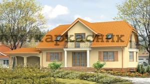 Проект дом «Аура»