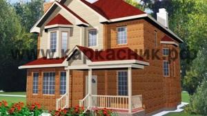 Проект дом «Азалия»