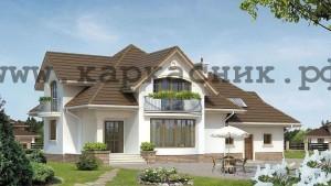 Проект дом «Бахус»