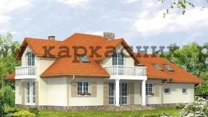 Проект дом «Баллада»