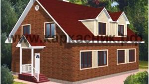 Проект дом «Дуэт»
