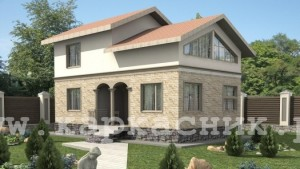 Проект дом «Эдмонтон»