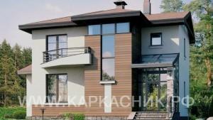 Проект дом «Хайтек»