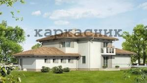 Проект дом «Идиллия»