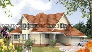 Проект дом «Казанка»