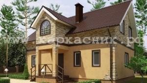 Проект дом «Кингстон»