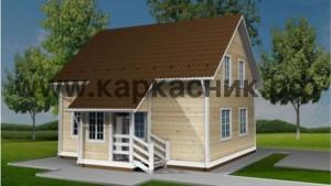 Проект дом «Китежский»