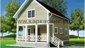 Проект дом «Ладога»