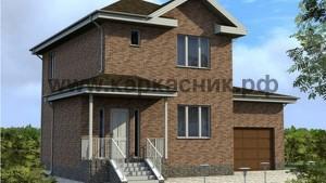 Проект дом «Макон»