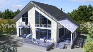 Проект дом «Монреаль»