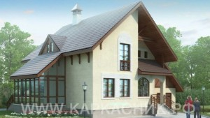 Проект дом «Оптимус»