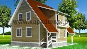 Проект дом «Покровский»