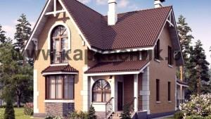 Проект дом «Примавера»