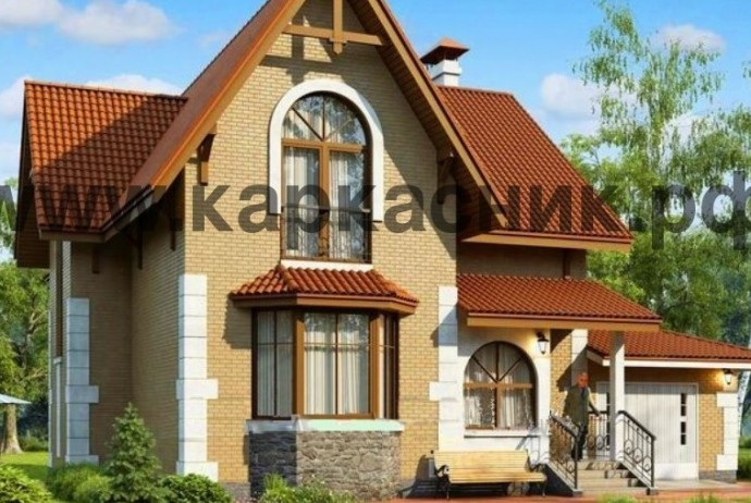 proekt-karkasnogo-doma-primavera-garage-2