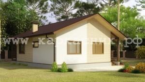 Проект дом «Робсон»