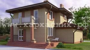 Проект дом «Шербрук»
