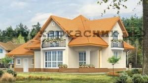 Проект дом «Соренто»