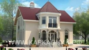 Проект дом «Висбаден»