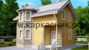 Проект дом «Загорье»