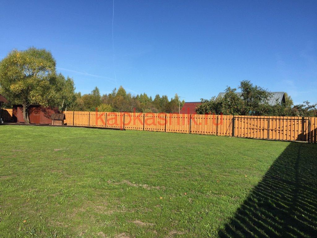 Построен забор